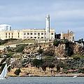 Alcatraz Island by Luiz Felipe Castro