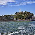 Alcatraz Island San Francisco by Garry Gay