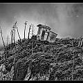 Alcatraz Out House by Blake Richards