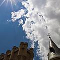 Alcazar De Segovia by Scotts Scapes