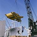 Alcoa Ship Destines For South America by Justin Locke