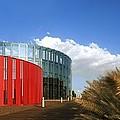 Alcorcon Arts Creation Centre by Carlos Dominguez