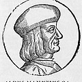 Aldus Manutius, Italian Printer by Middle Temple Library
