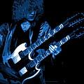 Doubleneck Spokane 1978 Blue by Ben Upham