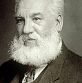 Alexander Graham Bell by Photo Researchers