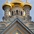 Alexander Nevski Church by Andrew  Michael