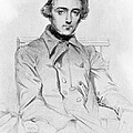 Alexis De Tocqueville 1805-1859 French by Everett