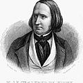 Alfred Victor De Vigny by Granger