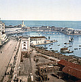 Algiers - Algeria - Harbor And Admiralty by International  Images