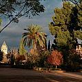 Alhambra Sunspot by Lorraine Devon Wilke