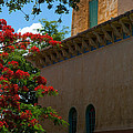 Alhambra Water Tower Windows And Door by Ed Gleichman