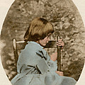 Alice Liddell, Alices Adventures by Science Source