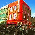 Alice's - London by Madeline Ellis