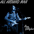 All Around Man Blues Square by Ben Upham