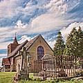 All Saints Tudeley by Dave Godden