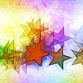 All The Stars Of The Rainbow by Judi Bagwell