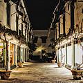 Alley by Danuta Bennett