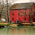 Alley Mill 4 by Marty Koch