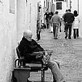 Alley Stop by Lorraine Devon Wilke