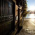 Alley With Sunshine by Mats Silvan
