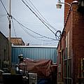 Alleyway by Cara Rubley