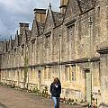 Almshouses by Andrew  Michael