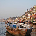 Alone On The Ganges by Jen Bodendorfer