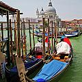 Along The Grand Canal  by Roger Mullenhour
