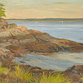 Along The Sound Shore by Phyllis Tarlow