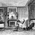 Alphonse De Lamartine by Granger