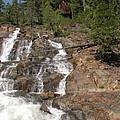 Alpine Creek Falls Lake Tahoe by LeeAnn McLaneGoetz McLaneGoetzStudioLLCcom