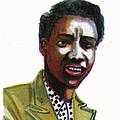 Althea Gibson by Emmanuel Baliyanga