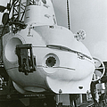 Alvin, Deep Sea Ocean Research Vessel by Omikron