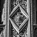 Alwyn Court Building Detail 1 by Val Black Russian Tourchin
