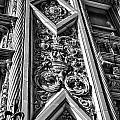 Alwyn Court Building Detail 10 by Val Black Russian Tourchin