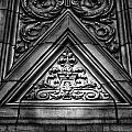 Alwyn Court Building Detail 13 by Val Black Russian Tourchin