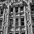 Alwyn Court Building Detail 15 by Val Black Russian Tourchin
