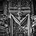 Alwyn Court Building Detail 16 by Val Black Russian Tourchin