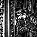 Alwyn Court Building Detail 22 by Val Black Russian Tourchin