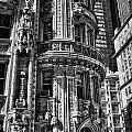 Alwyn Court Building Detail 25 by Val Black Russian Tourchin