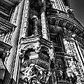 Alwyn Court Building Detail 3 by Val Black Russian Tourchin