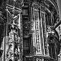 Alwyn Court Building Detail 30 by Val Black Russian Tourchin