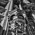 Alwyn Court Building Detail 4 by Val Black Russian Tourchin