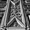 Alwyn Court Building Detail 6 by Val Black Russian Tourchin