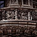 Alwyn Court Building Detail by Val Black Russian Tourchin