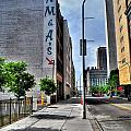 Am And As Downtown Buffalo Vert by Michael Frank Jr