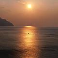 Amalfi Sunset by Bill Cannon