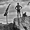 Amazing Divers by Sheri Bartoszek