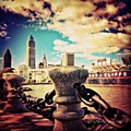 #amazing View Of #dowtown #cleveland by Pete Michaud
