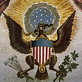 America - Great Seal by Granger